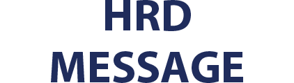HRD MESSAGE